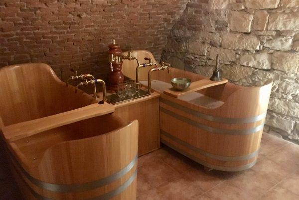 Pilsner Hot Tub