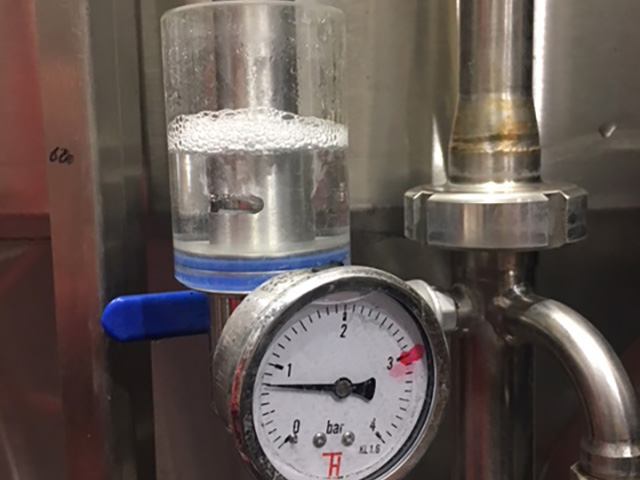 Fermentation Valve
