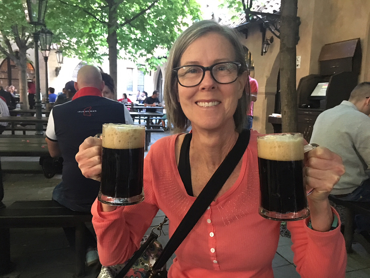 U Fleku Pints Freestyle Beer Tourism Prague