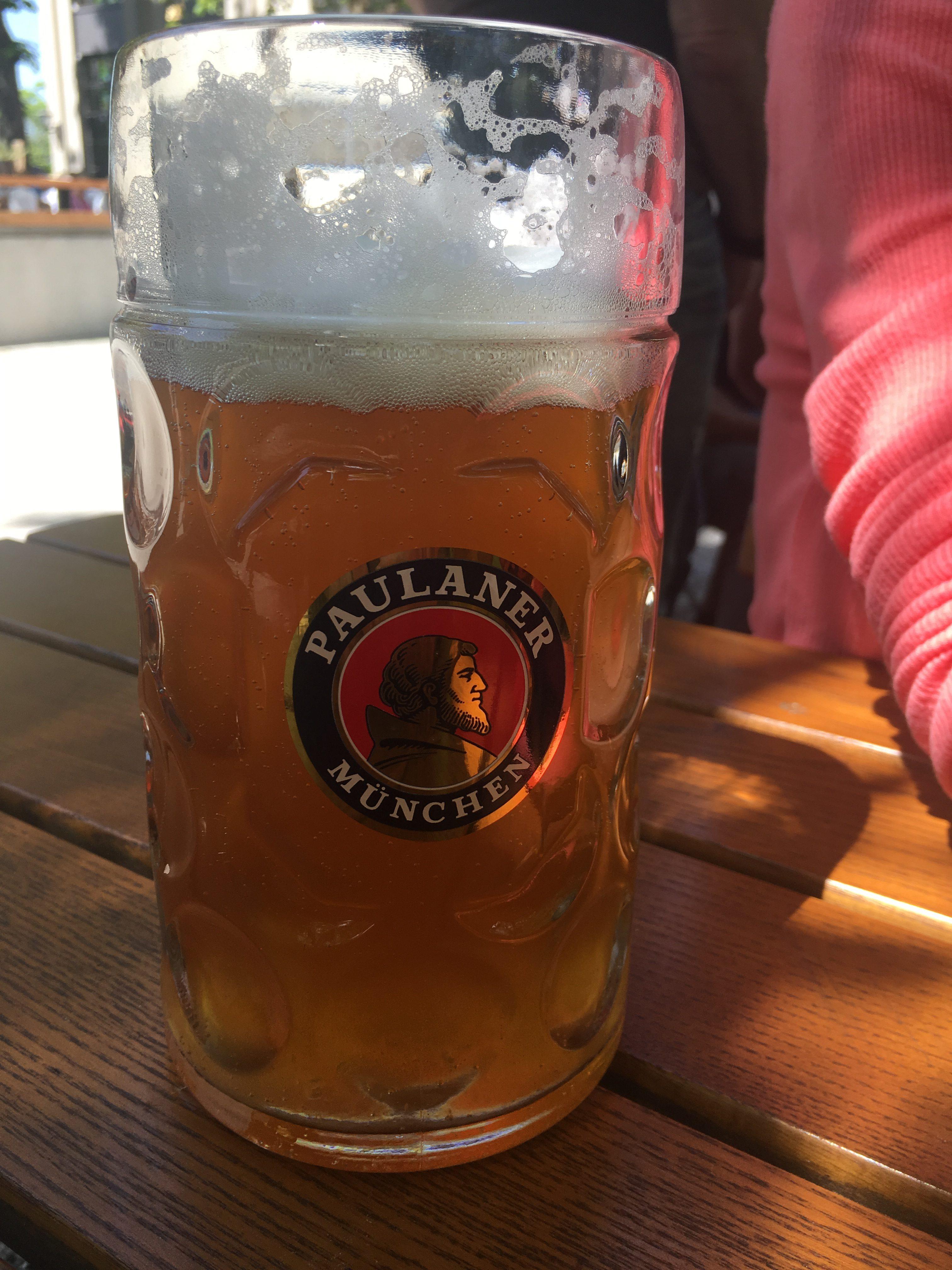 Oktoberfest Beer Festival Munich