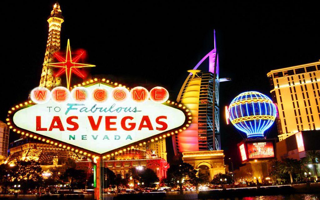 Super Bowl Weekend in Las Vegas!