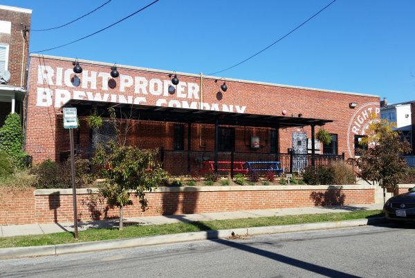 Right Proper Brewing Company