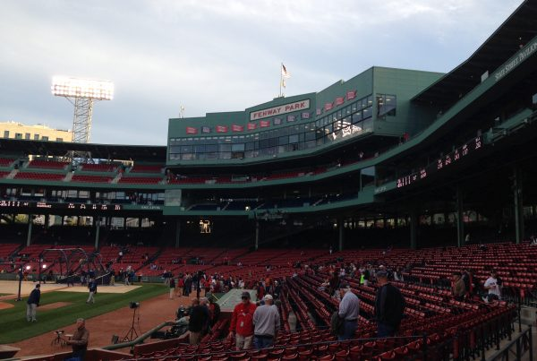 Fenway Park, In Search Of: Travel, Sports, and Craft Beer