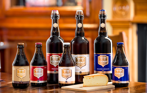 Chimay - Top European Beer Tourism Destination