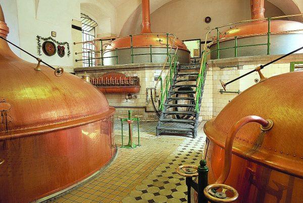 Brewing Industry Collaboration with Beer Tourism Cesky-Krumlov-varna-Eggenberg