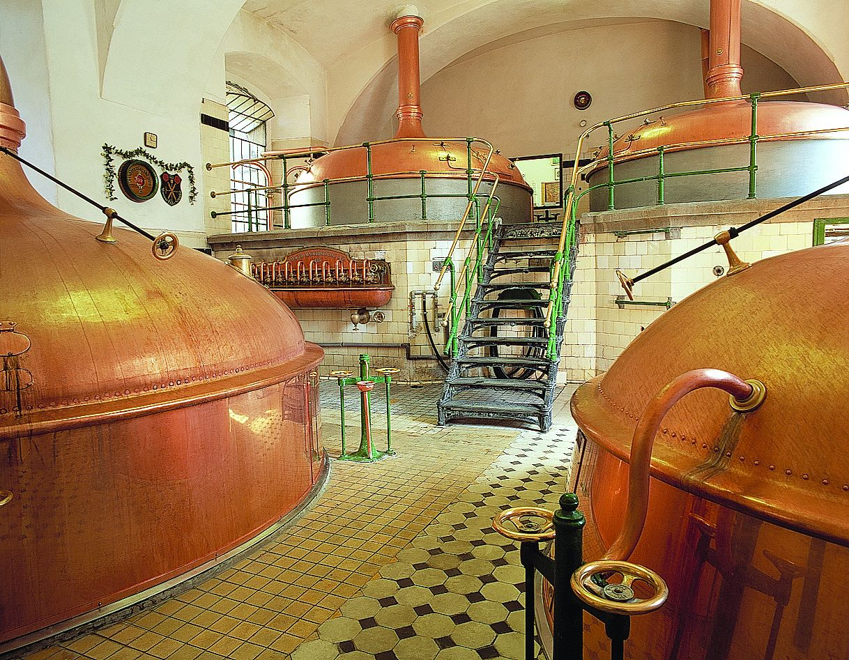 Brewing Industry Collaboration with Beer Tourism Cesky-Krumlov-varna-Eggenberg