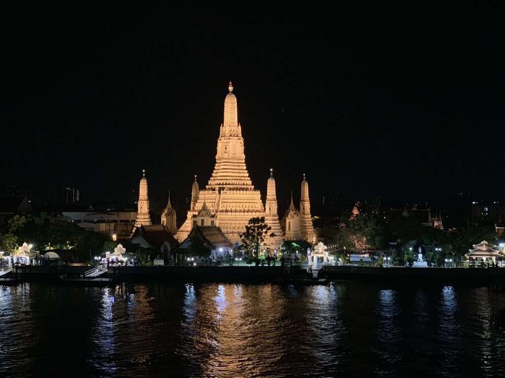 Wat Arun, Bangkok Food Tours: Midnight Food Tour by Tuk Tuk